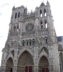Picardie / Somme - Notre Dame Cathedral - Amiens