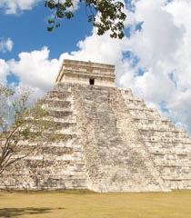 Mexique - Yucatan - Chichen Itza