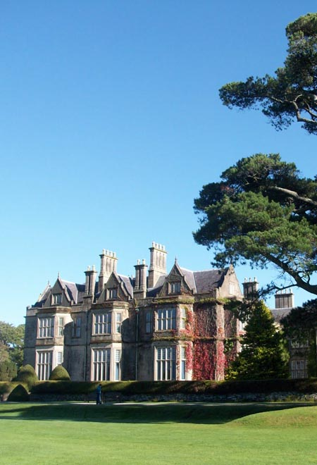 Irlande - Parc National de Killarney - Mukross House